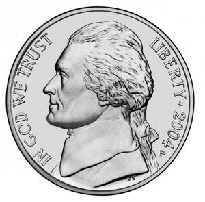 609px-Jefferson-Nickel-Unc-Obv