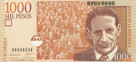 Billetes Colombianos