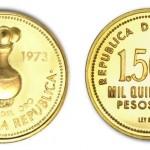 Monedas Conmemorativas de Colombia